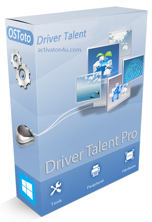 Driver Talent Pro v7.1.30.2 Crack Free Download