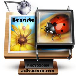 Benvista PhotoZoom Pro 8.0.6 Crack with Keygen Free Download