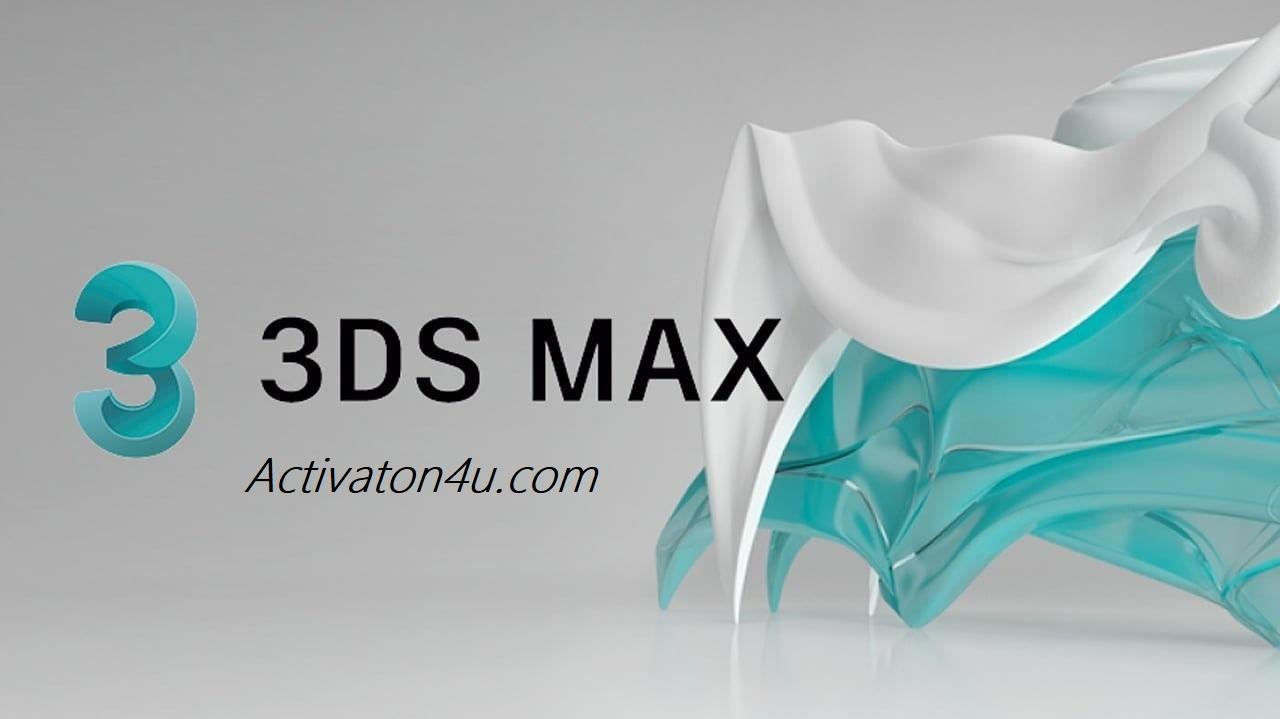 Autodesk 3ds Max 2021.1 Final + Crack Premium Version Free Download