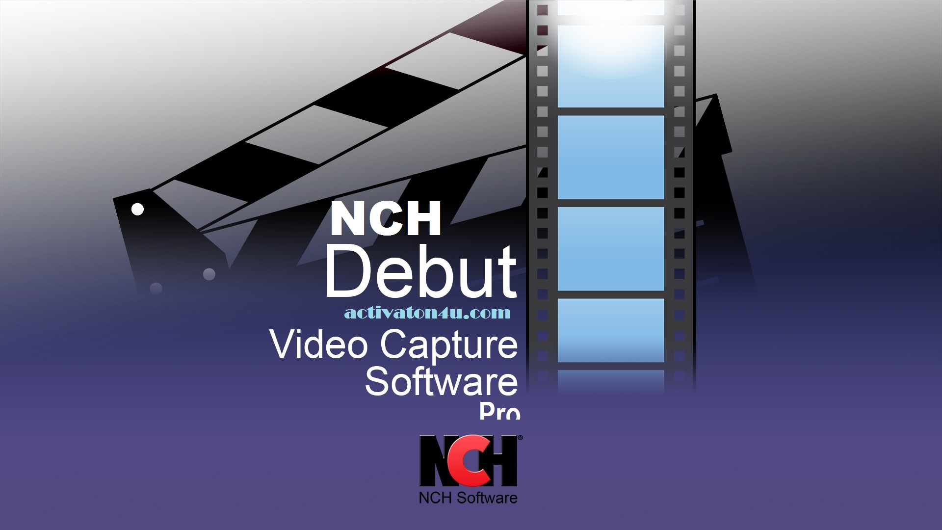 NCH Debut Video Capture Software Pro 6.22 Crack Free Download