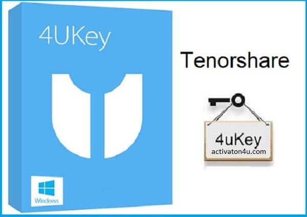 Tenorshare 4uKey 2.1.7.8 Crack Latest Version Free Download
