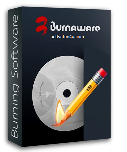 Burnaware Professional / Premium 12.4 Crack Free Download