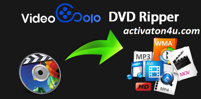 VideoSolo BD-DVD Ripper 1.0.10 Crack Free Download