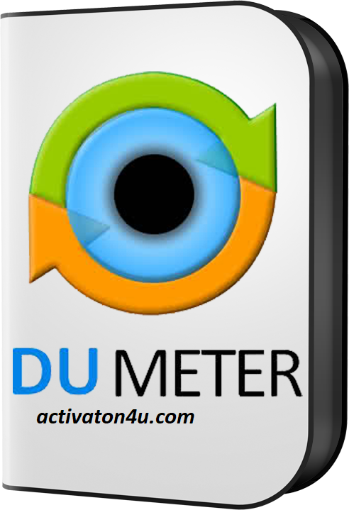 DU Meter 7.30 Build 4769 Crack Free Download