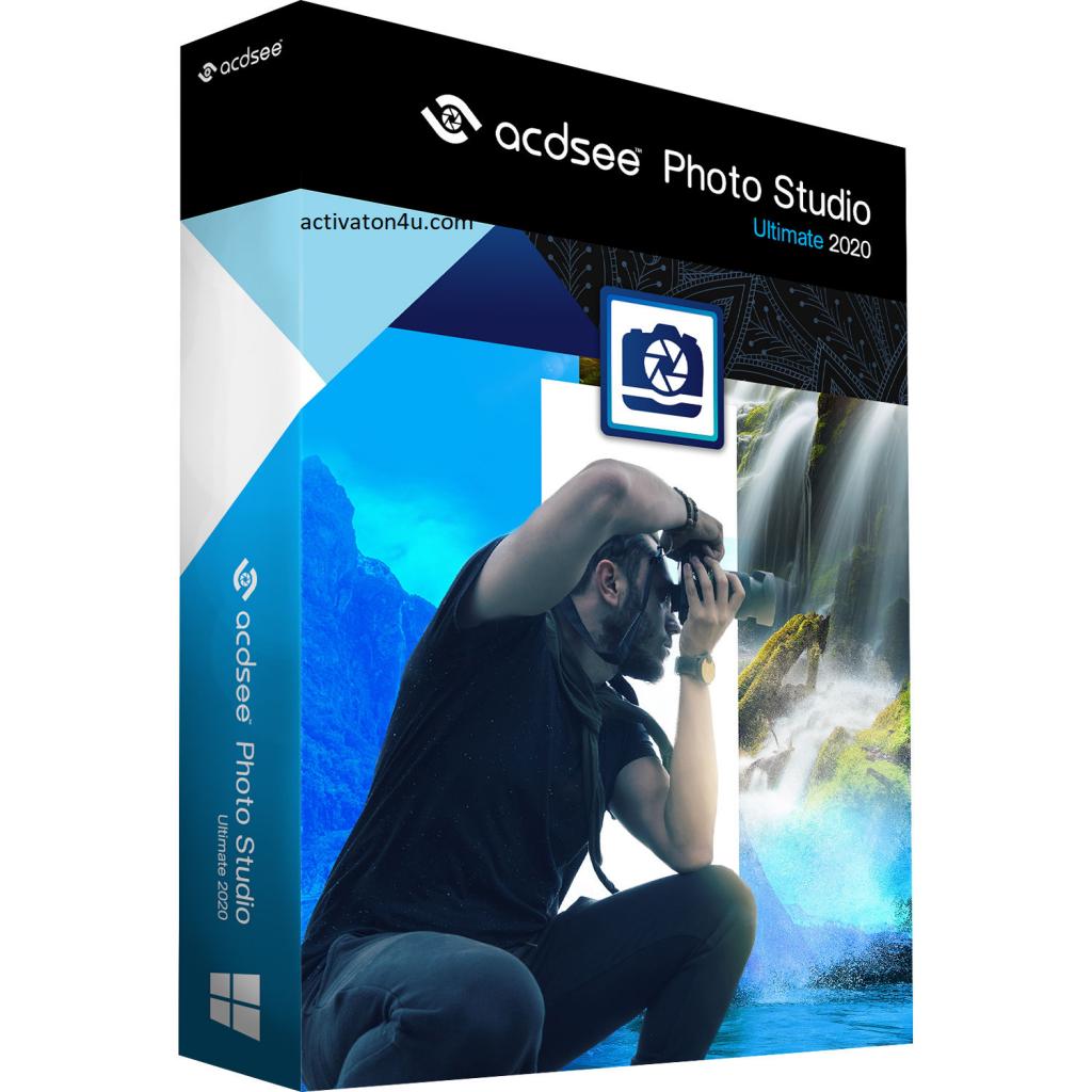 ACDSee Photo Studio Ultimate 2020 13.0.2 Crack Free Download