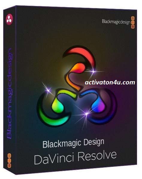 Blackmagic Design DaVinci Resolve Studio 16.2.3.15 Crack Free Download