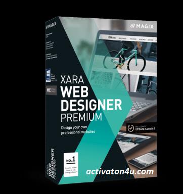 Xara Web Designer Premium 17.0.0.58775 Crack Free Download