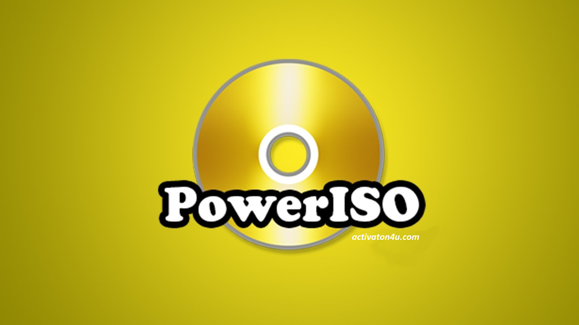 PowerISO 7.7 With Crack Full Version Free Download