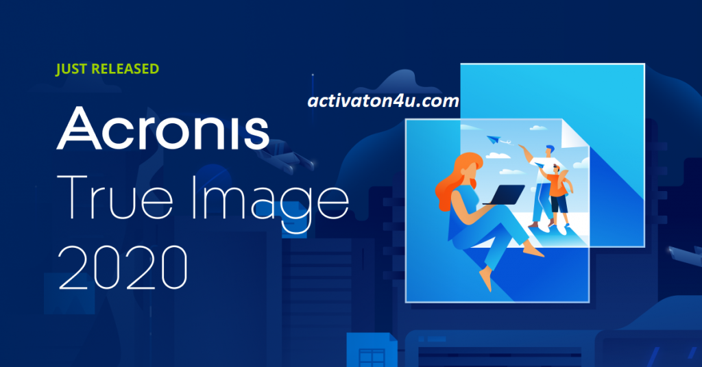 Acronis True Image 2020 Build 25700 Crack Free Download