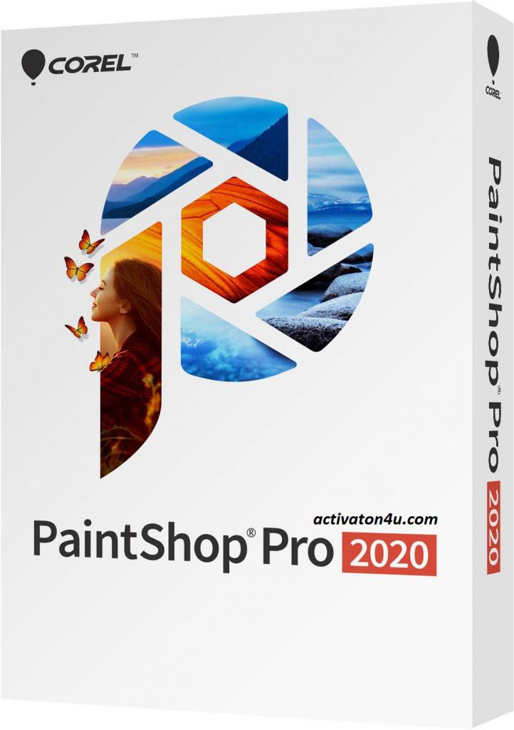 Corel PaintShop Pro 2020 v22.2.0.8 Crack Free Download