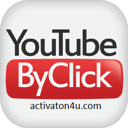 YouTube By Click Premium 2.2.132 Crack With Patch Free Download