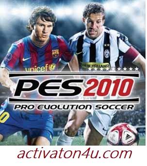 Pro Evolution Soccer 2010 Crack Full Version Free Download