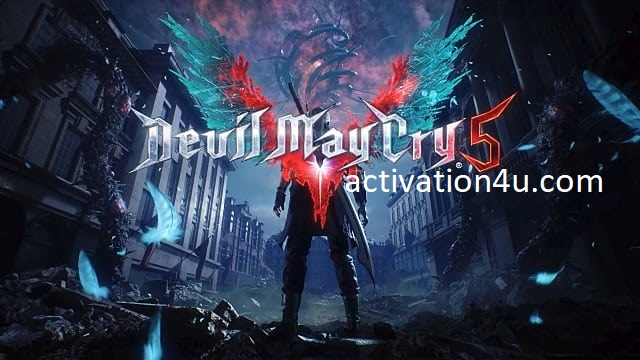 Devil May Cry 5 Crack+Full Version Free Download