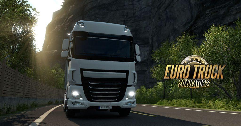 Euro Truck Simulator 2.1.35.1.31 Crack + Product key Free Download