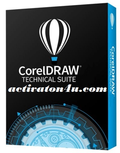 CorelDRAW Technical Suite 2020 22.1.0.517 With Crack Free Download