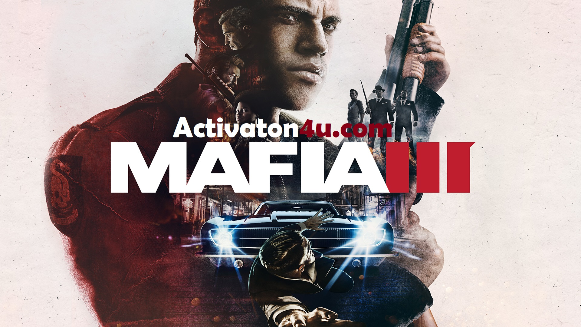 Mafia.III Crack RELOADED Full version Torrent Free Download