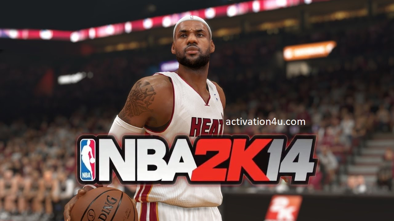 NBA.2K14 With Crack Complete Version Free Download