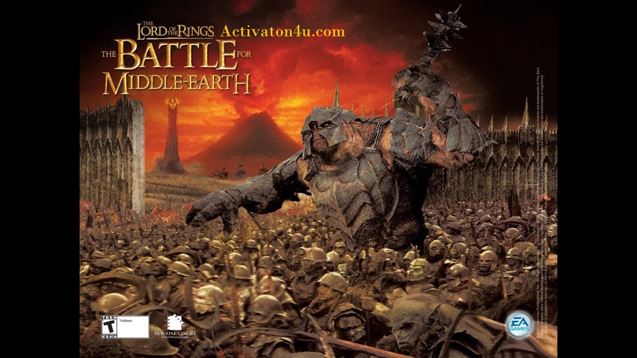 Lord Of The Rings Battle For Middle Earth Crack Free Download