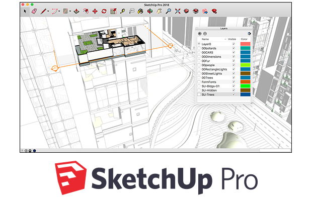 SketchUp Pro 2020 20.1.229 Crack With Serial Key Free Download